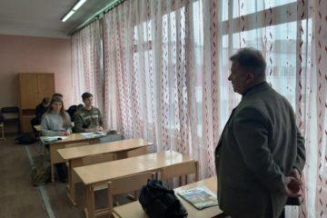 Профорієнтаційна робота професора кафедри ЕЕМ Черемісіна М.М.