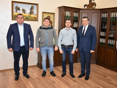 ХНТУСГ заключив договір з «ДП ЛЕМКЕН-Україна»