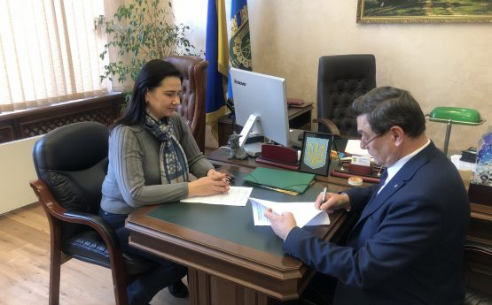 Нова партнерська угода  ХНТУСГ