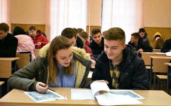 Результати 1 туру Всеукраїнської олімпіади з англійської мови