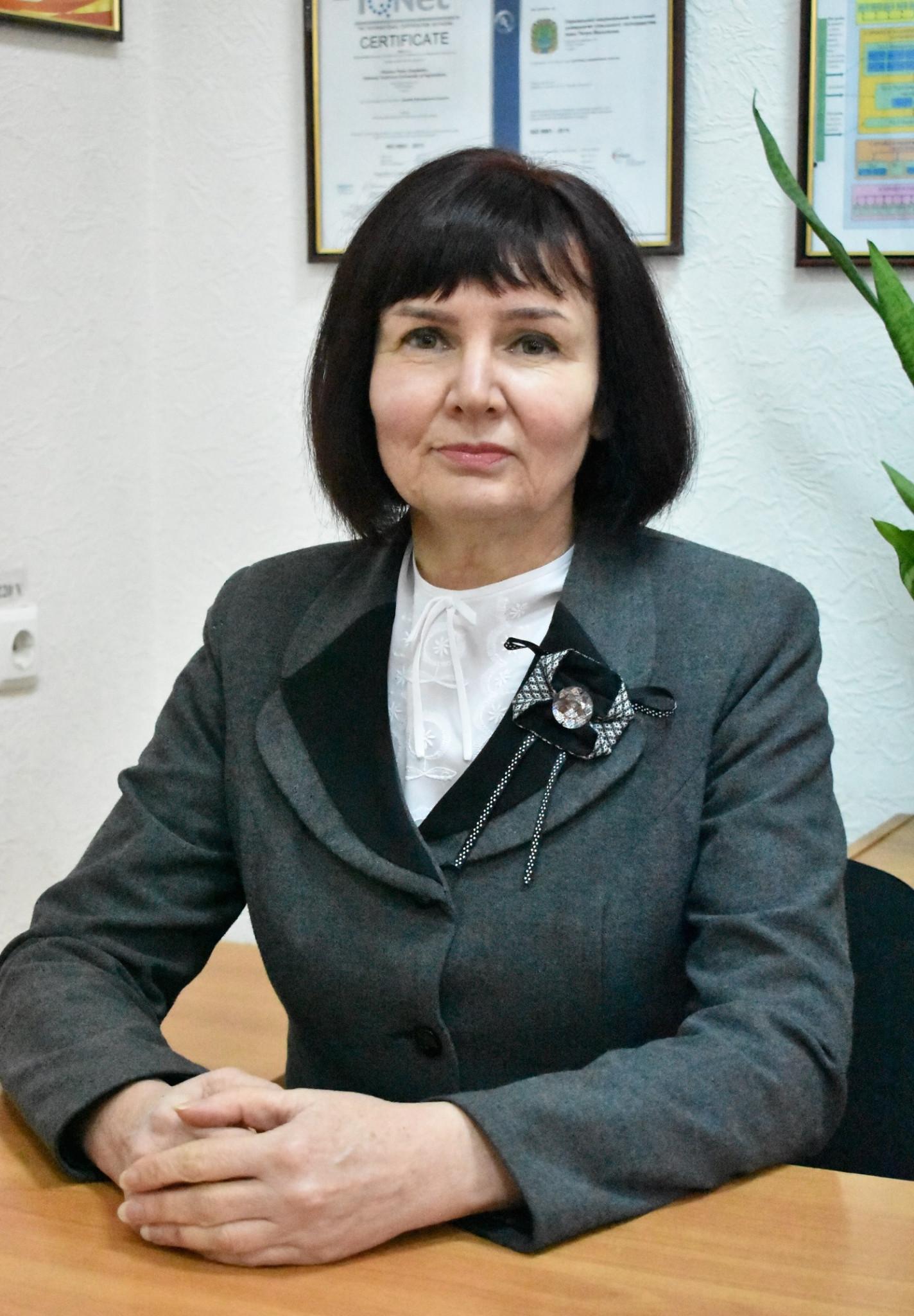 Маренич Тетяна Григорівна