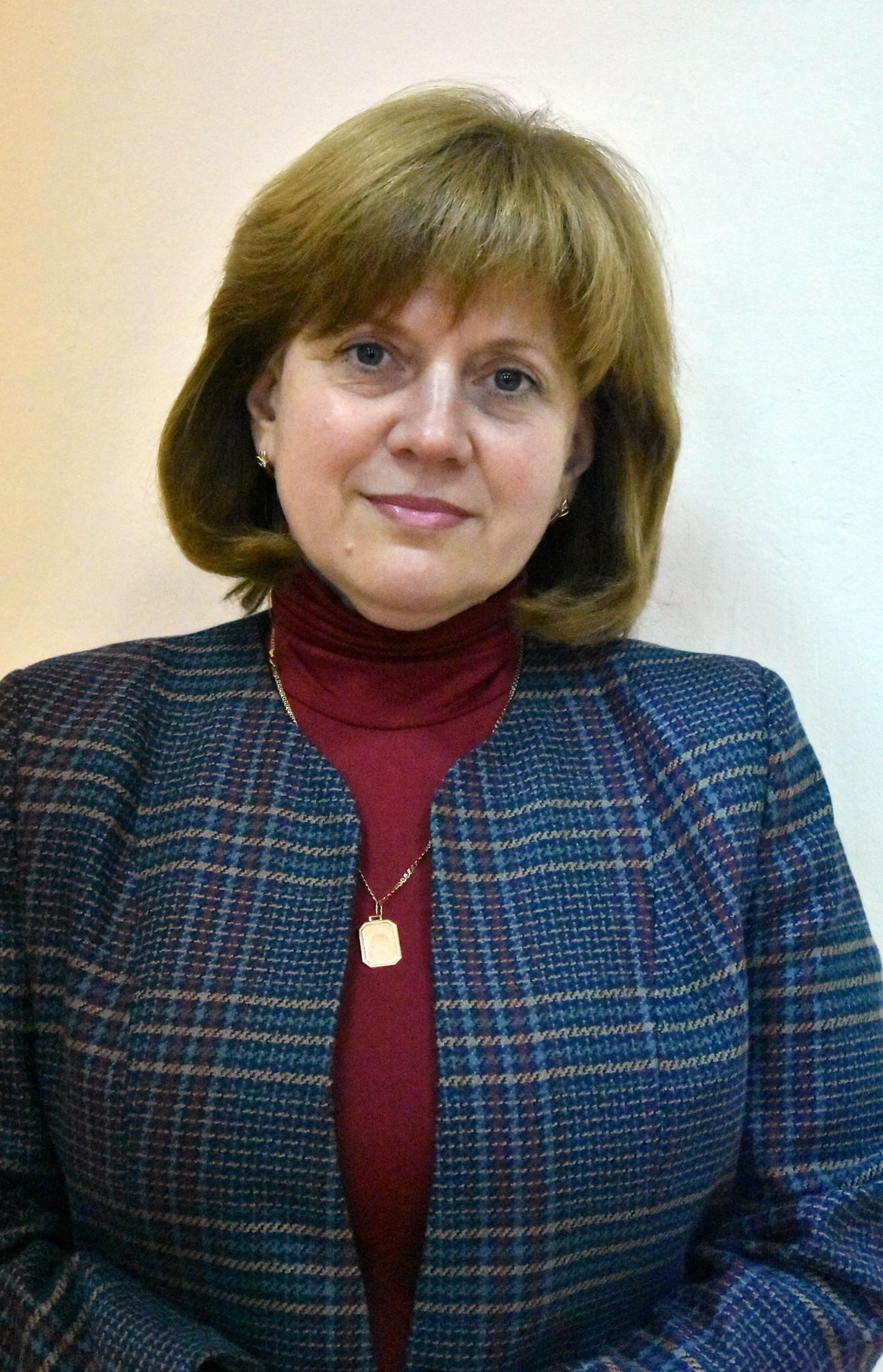 Ніколаєнко Наталія Миколаївна