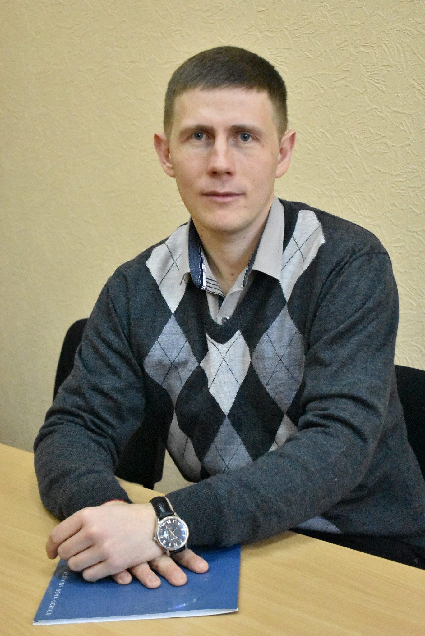 Грідін Олександр Володимирович