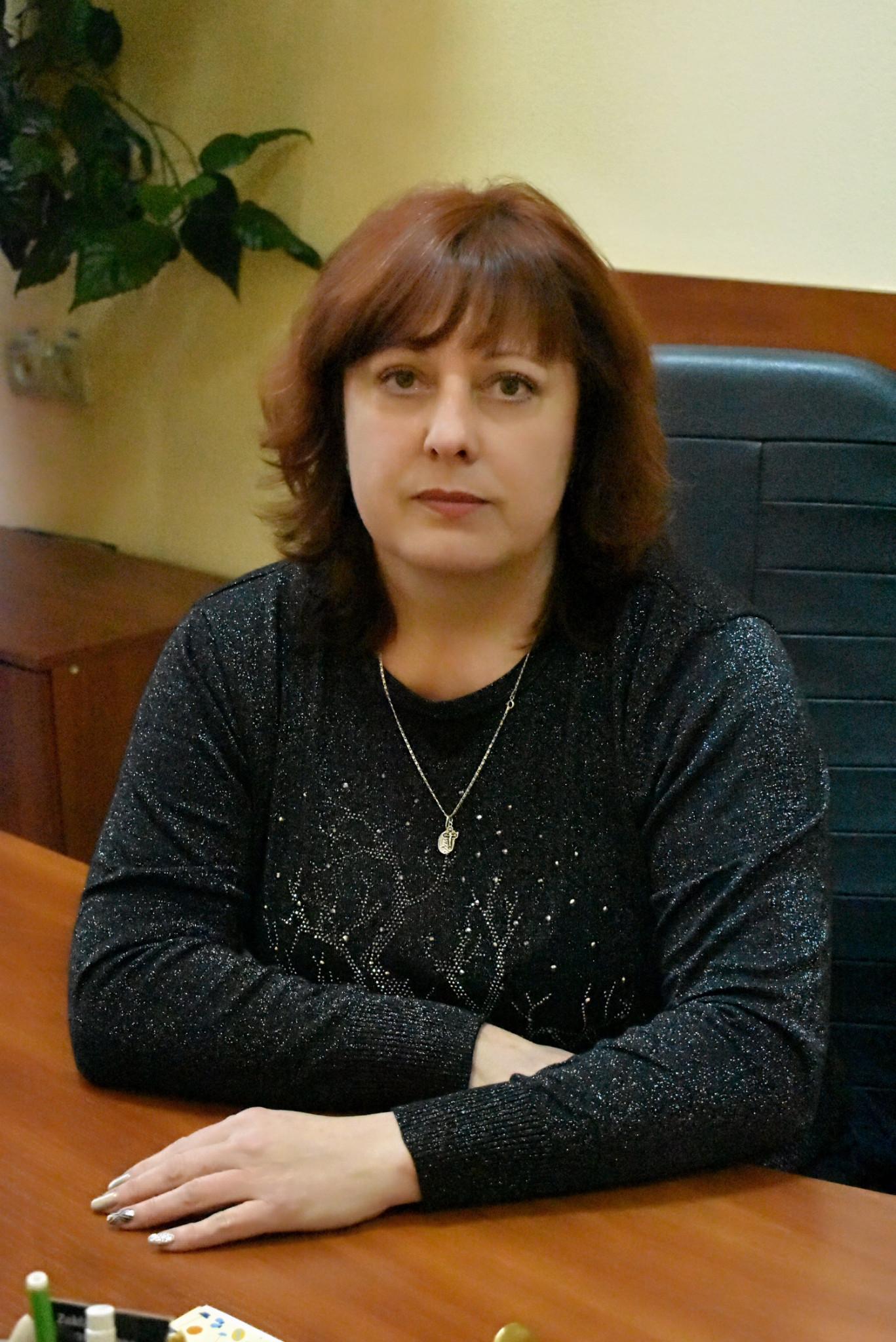 Моісєєва Наталія Іванівна