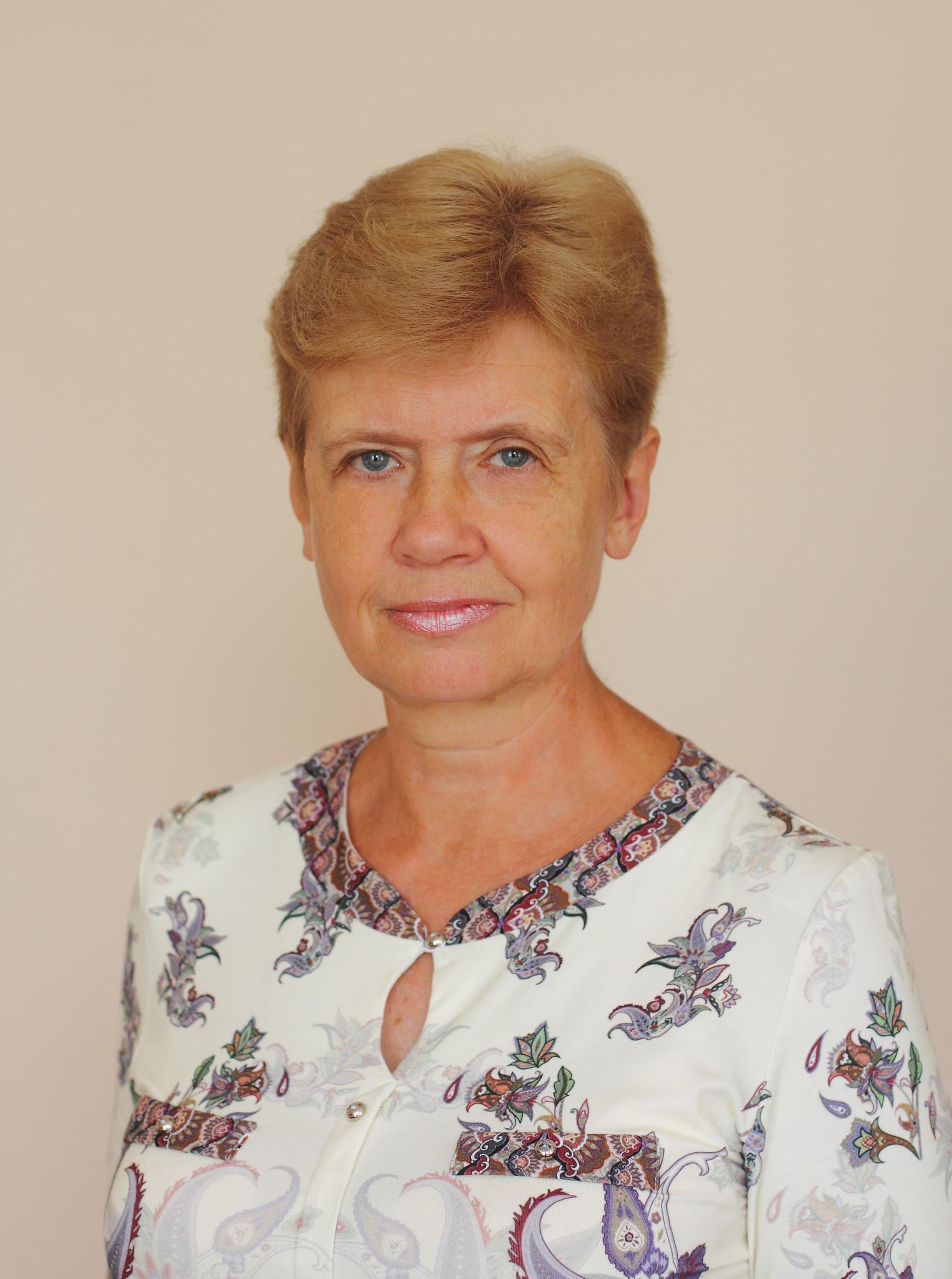 Каліберда Любов Мстиславівна