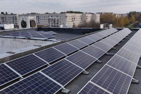 Науковці допоможуть створити сонячний кооператив