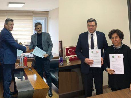 ХНТУСГ розвиває співпрацю  із турецькими вишами