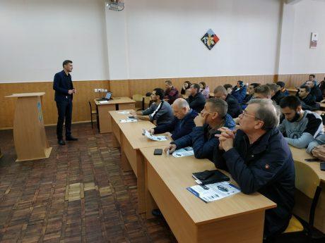 Семінар з альтернативної енергетика в ННІ ЕКТ
