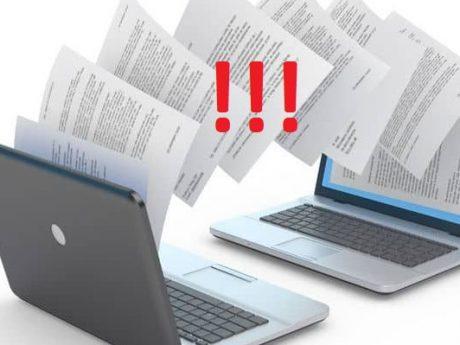 Засади електронного документообігу
