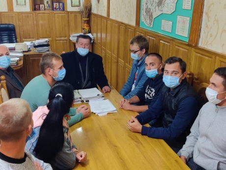 Студенти  побували на Харківській лісовій станції