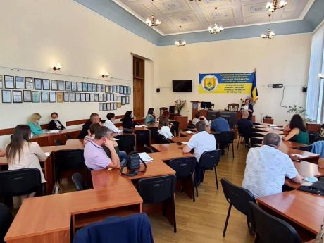 A meeting of the Academic Council of the University will take place