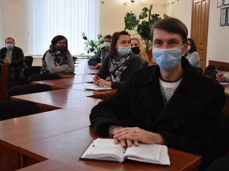 Відбулося засідання профспілкового комітету