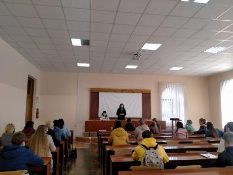VІ-а Внутрівузівська науково-практична конференція