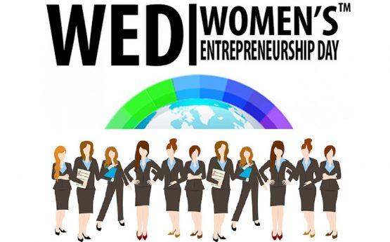 З Міжнародним днем жіночого підприємництва!
