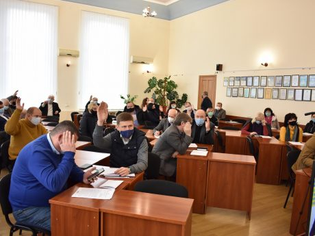 A meeting of the Academic Council of KhNTUA would take place