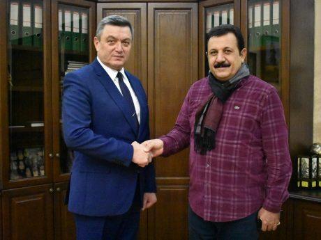 Туреччина зацікавлена у співпраці з ХНТУСГ