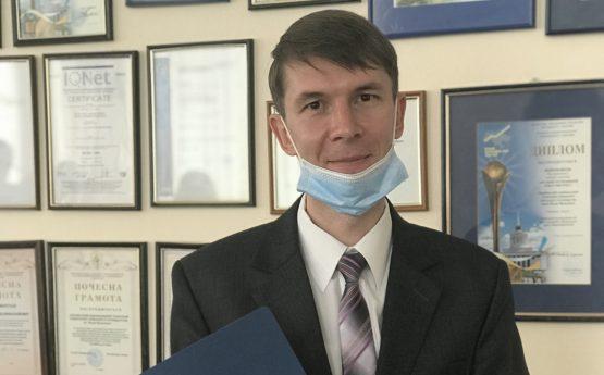 ВІТАЄМО  Гузенко Віталія Вікторовича