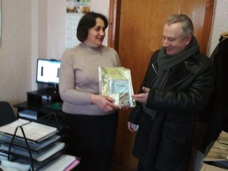 Профорієнтаційна робота кафедри ОТС ім. Т.П.Євсюкова з Балаклійським відділенням освіти