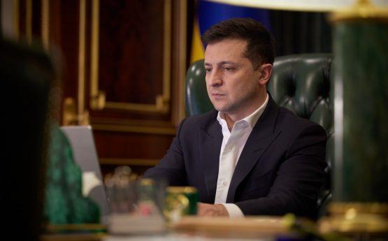 "Володимир Зеленський: ""Ми боремося за нашу талановиту молодь"""