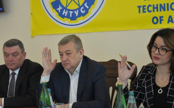 Наглядова рада університету схвалила звіт ректора
