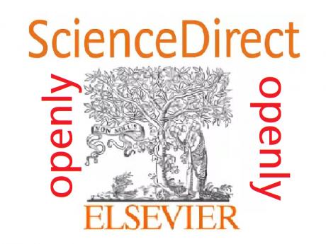 Відкрито доступ до ScienceDirect та Scopus