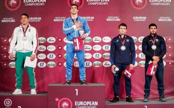 Семен Новіков став кращим спортсменом України 2020 року