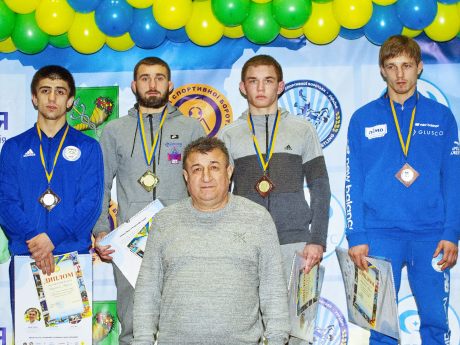 Gold award of our student at the championship of Ukraine