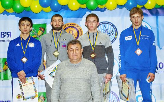 Золота нагорода нашого студента на чемпіонаті України
