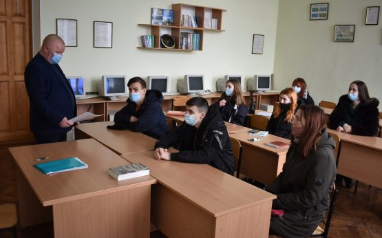 Студентам нагадали про правила  безпеки