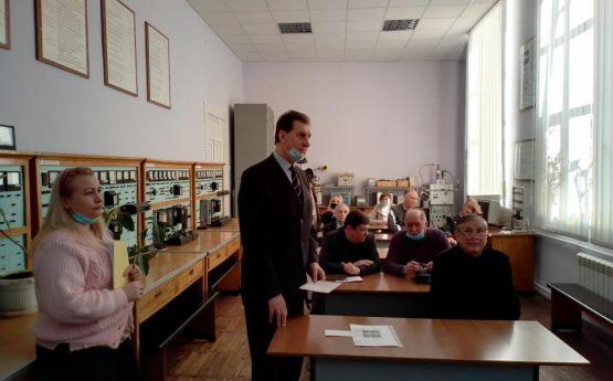 Науковий семінар кафедри БМІТЕ