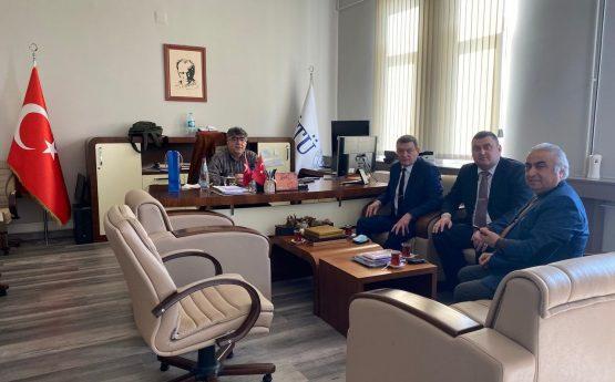 Перспективи співпраці із Стамбульським Технічним Університетом
