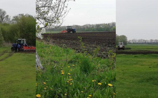 Лише на обробленому ґрунті розквітає цивілізація