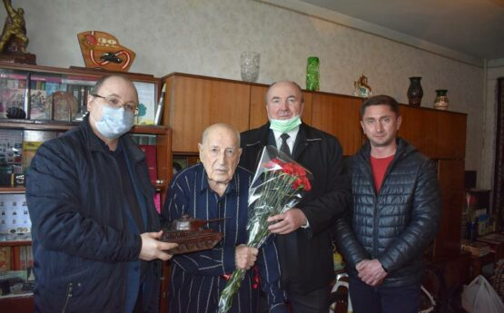 М.М. Турченку — 99 років!