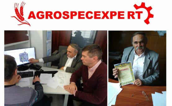 Результати діяльності лабораторії «Агроспецексперт»