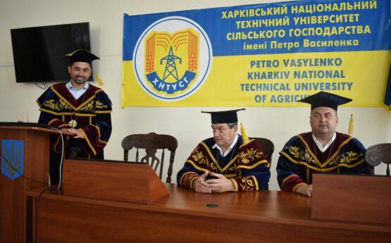 Вручення дипломів бакалавра. Факультет міжнародної освіти 30.06.2021
