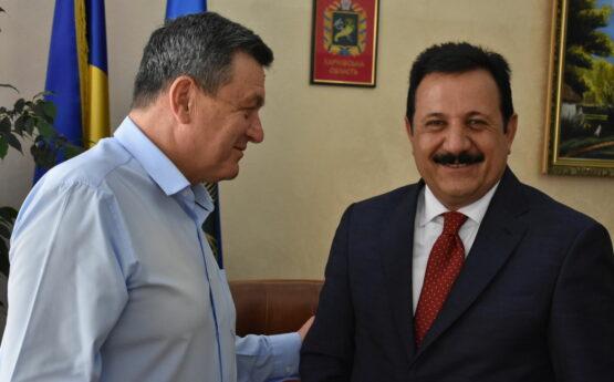 Турецький бізнесмен завершив навчання в ХНТУСГ