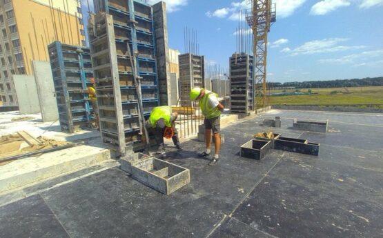 Практика на будівництві