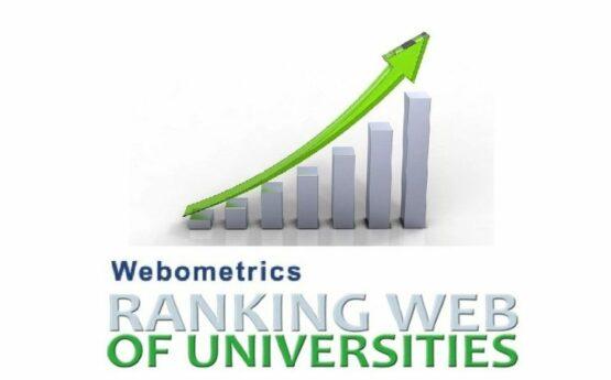 76 місце ХНТУСГ  в рейтингу Webometrics