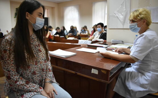 The university is preparing for the new academic year