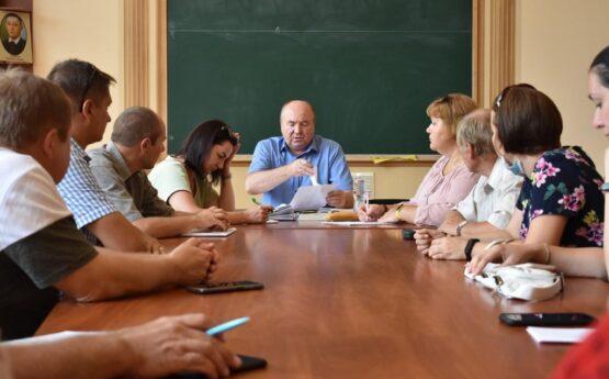Засідання первинної профспілкової організації ХНТУСГ