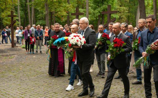 Вшанували пам'ять про жертв тоталітаризму