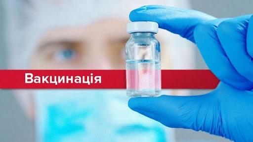 Вакцинація проти COVID-19!