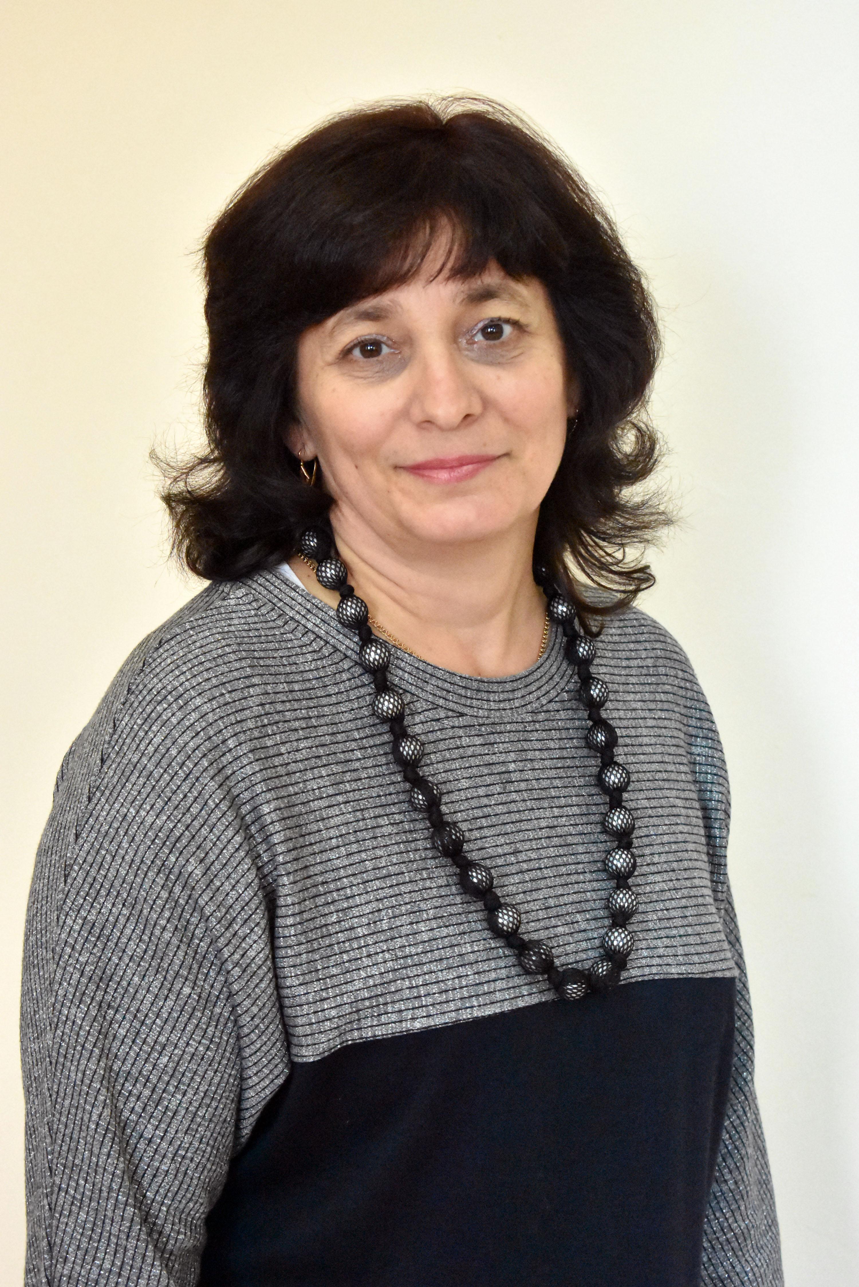 Valentyna Bezpalko